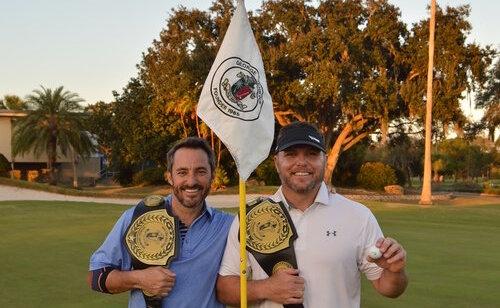 Lone Palm Golf Club tournament winners